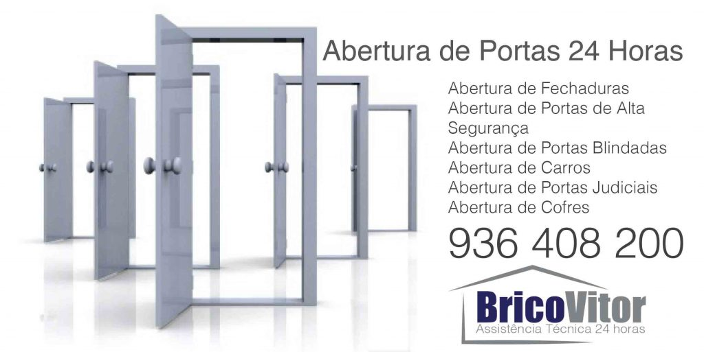 Abertura de Portas Carregal do Sal